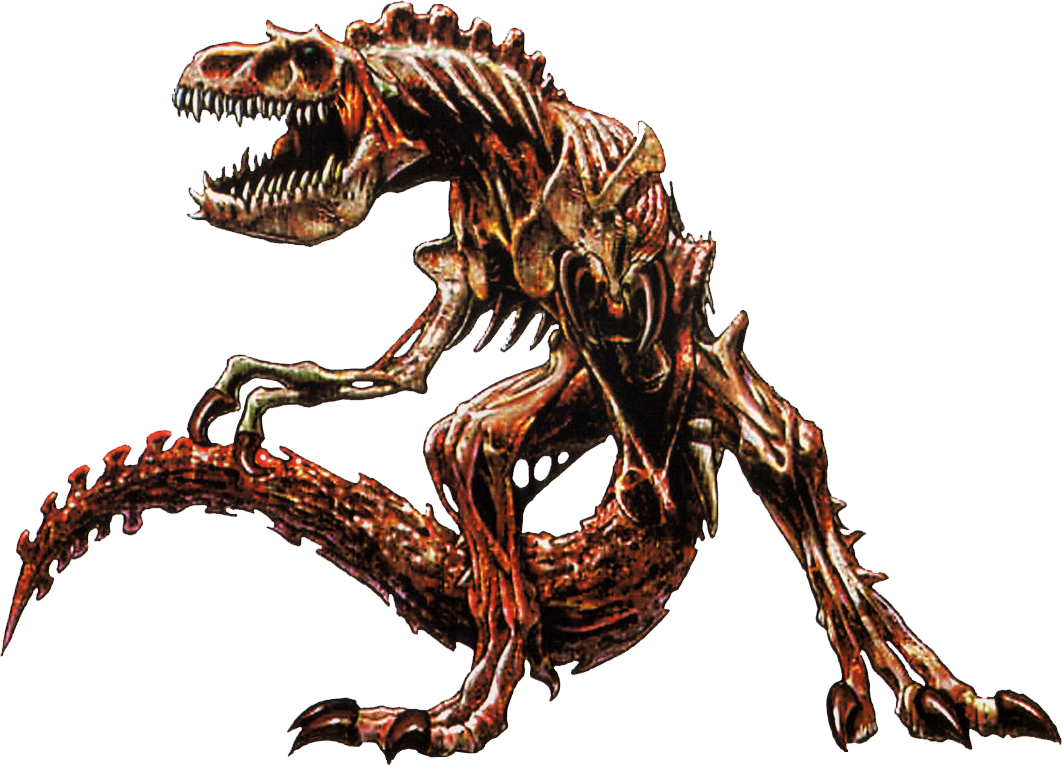 Trex png monster. T rex parasite eve