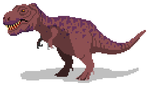 Trex png red. Images in collection page