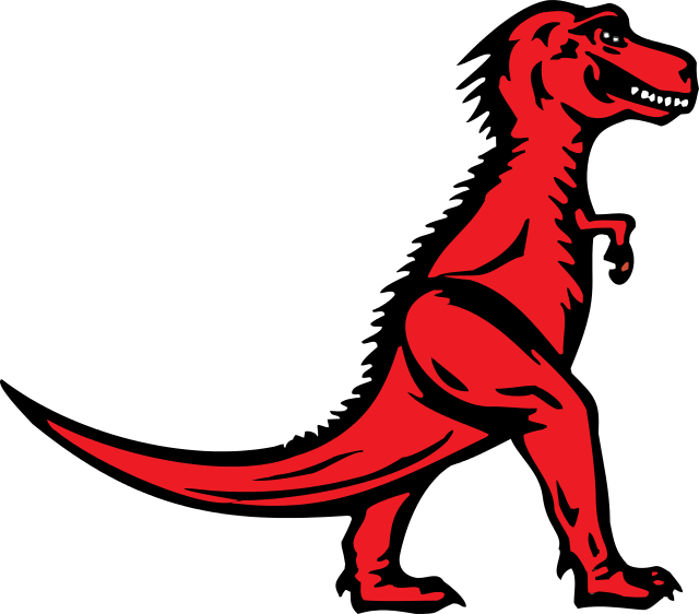 Trex png red. Clip art freeuse