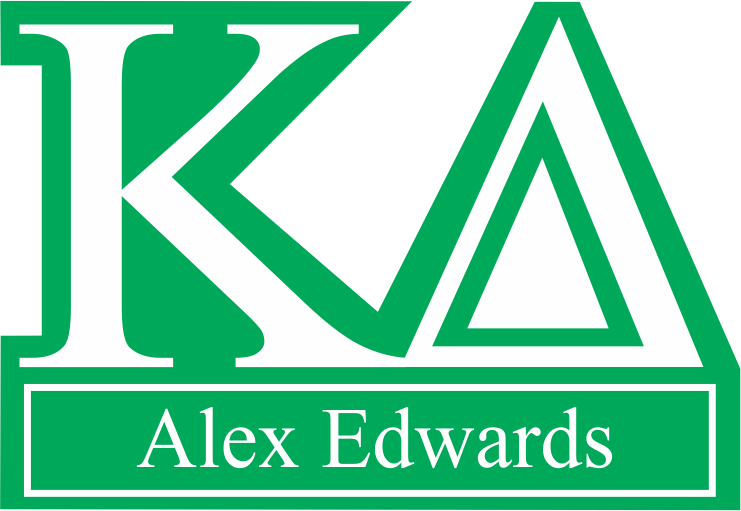 Tri delta letters png. Kappa sorority name tags