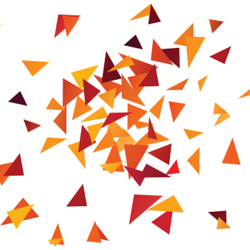 Vector triangles. Triangle pattern png vectors
