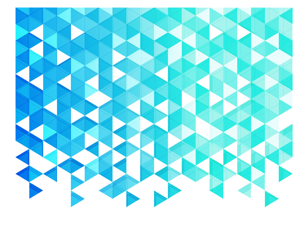 Triangle background png. Fundal blue transprent free