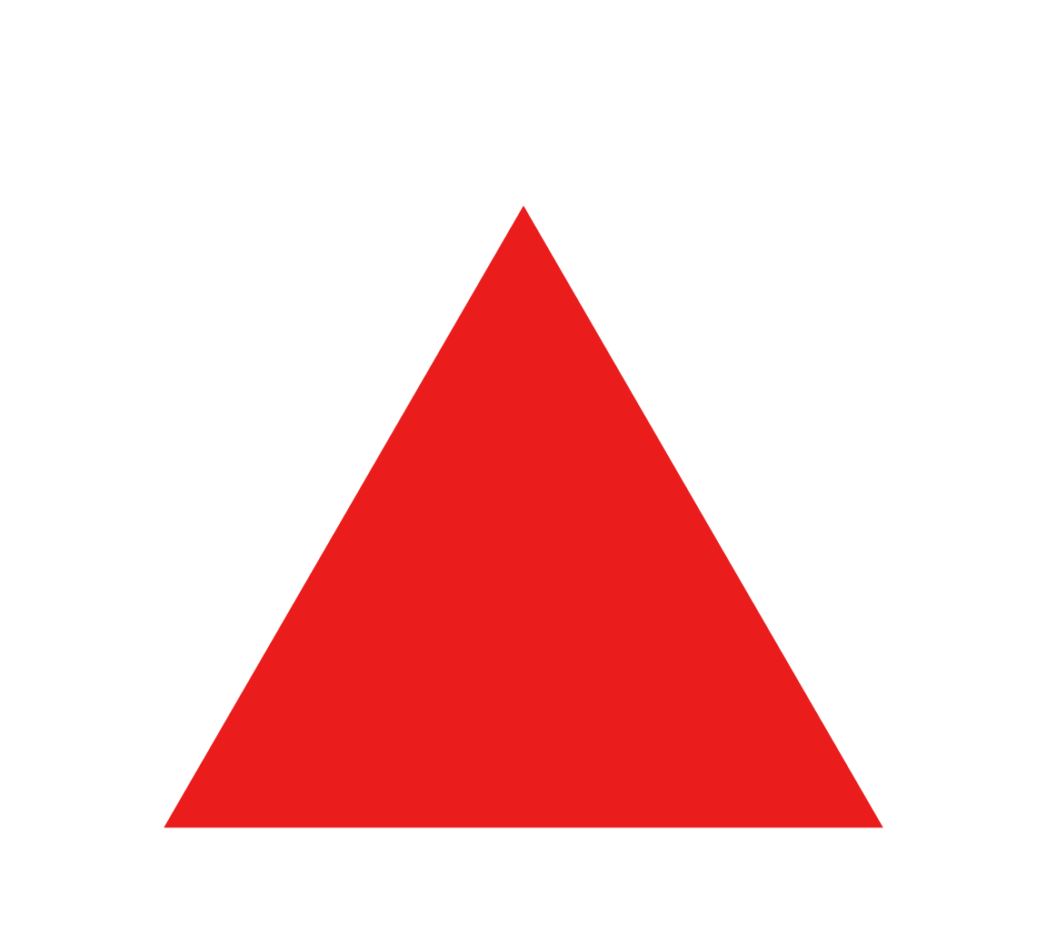 Triangle border png. File red with thick