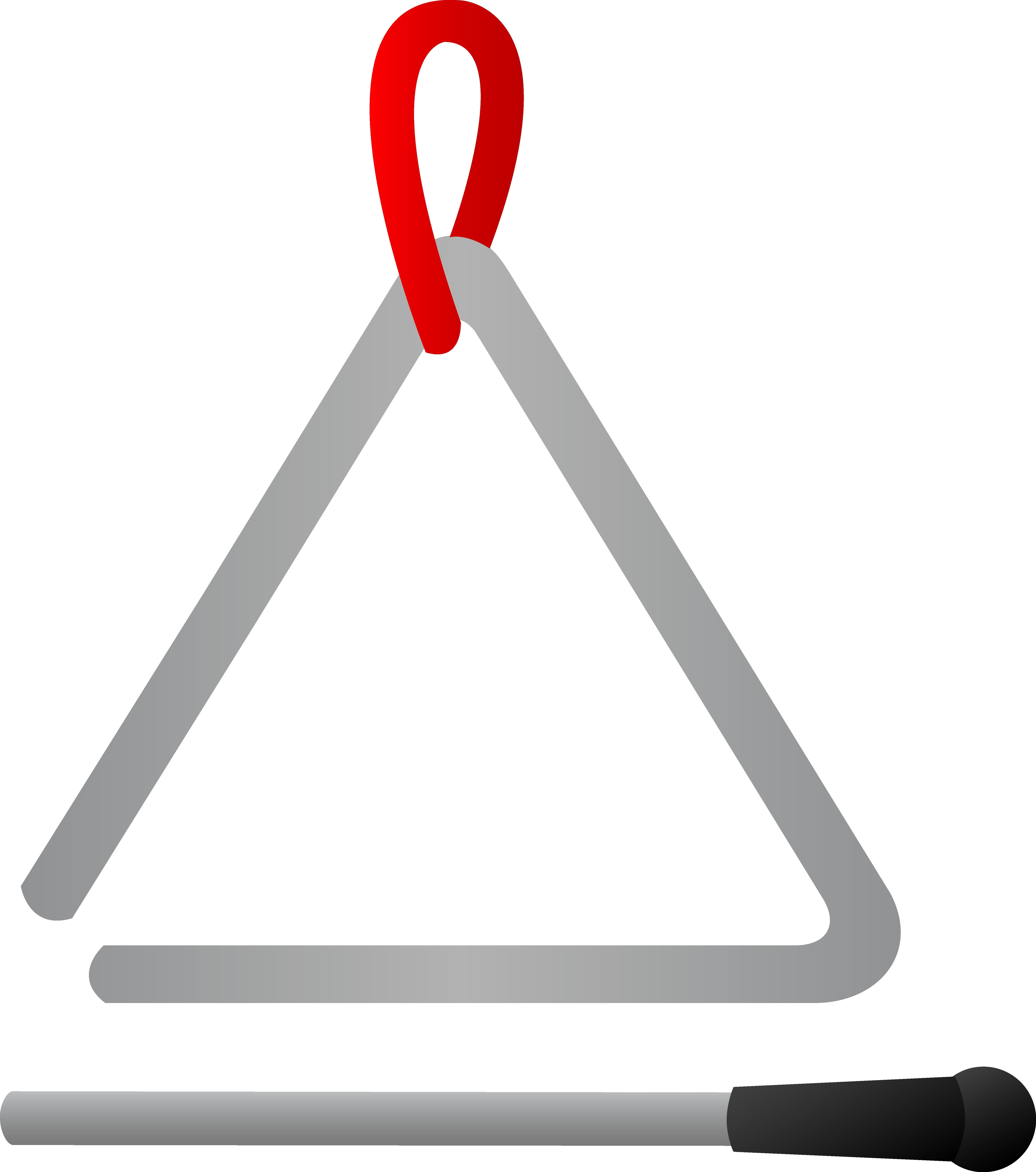 New design digital collection. Triangle clipart free library