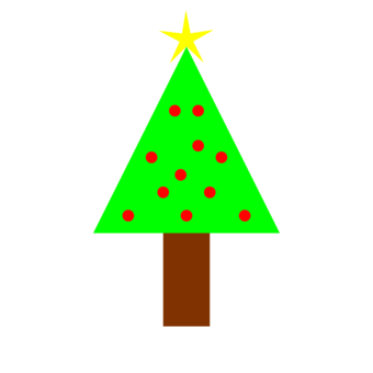 Triangle clipart tree. Christmas green free commercial