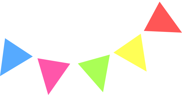 Triangle flag banner png. Transparent images pluspng pennant