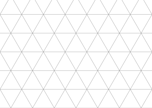 triangle pattern png