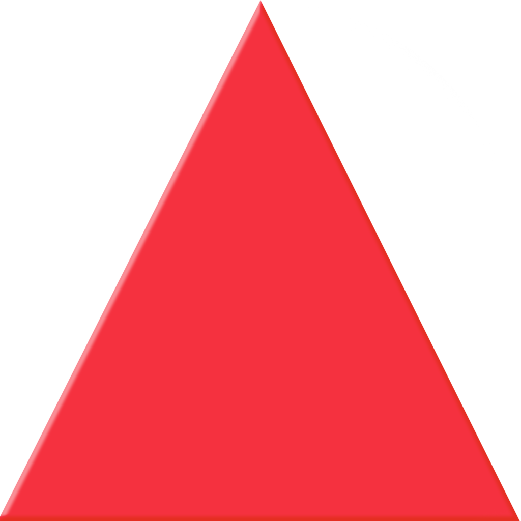 Vector triangles. Triangle png transparent image