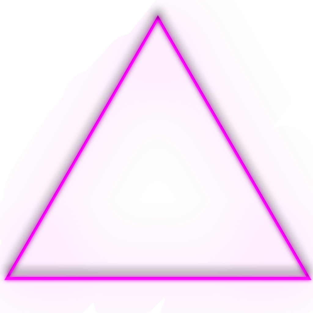 Triangle png tumblr. Triangulo rosa pink