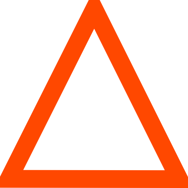 Triangular clipart. Free triangle cliparts download