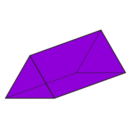 prism vector triangular