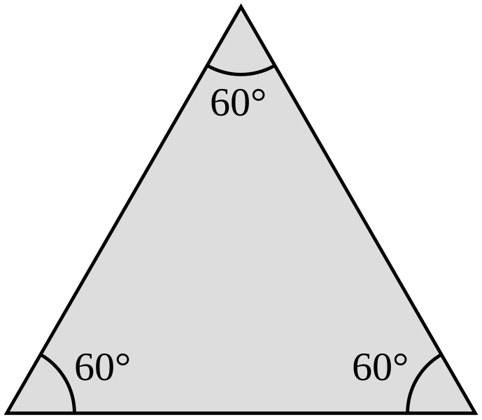 Triangle clip equilateral. And isosceles triangles definitions