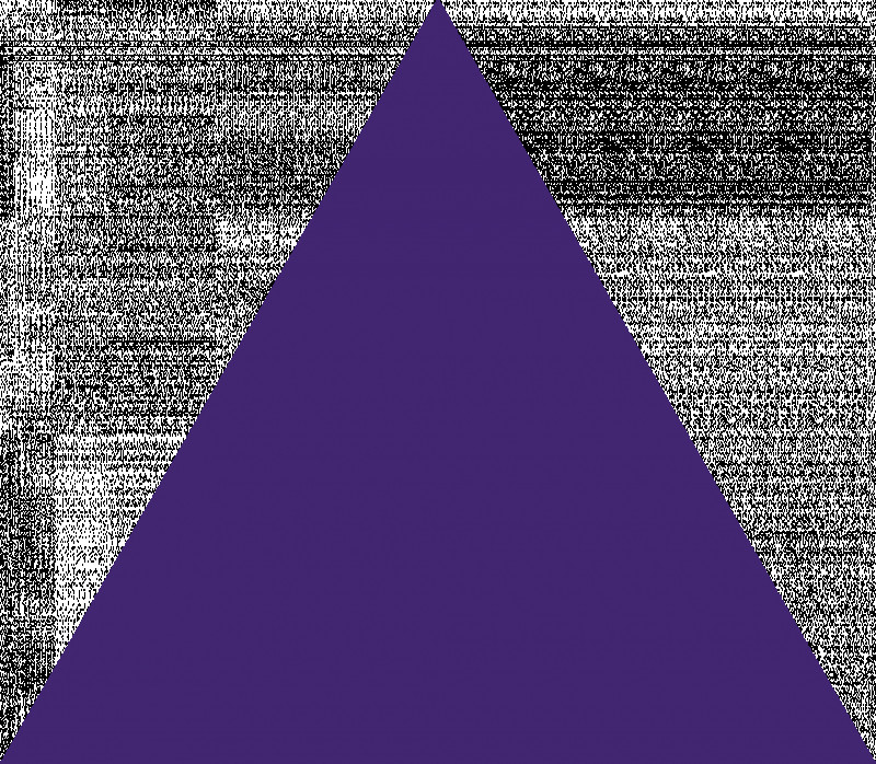 Triangular clipart purple triangle. And png iosmusic org