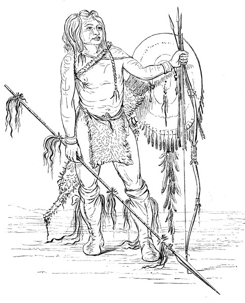 Tribal clipart comanche. Hisoosanchees the little spaniard