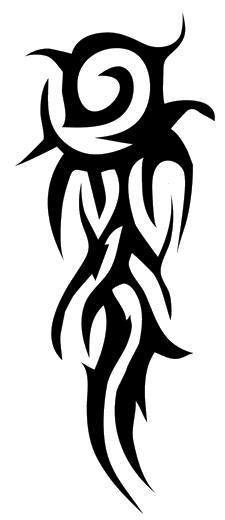 Tribal clipart transparent. Download celtic tattoos free