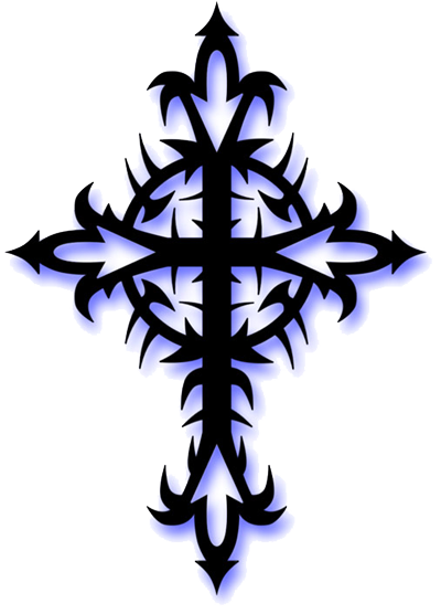 Tribal cross png. Tattoos transparent images all