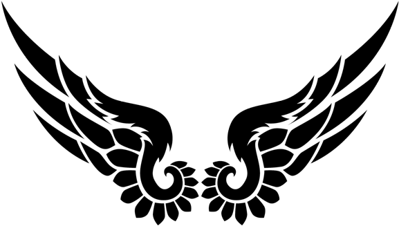 Tribal transparent eagle. Download hd picture image