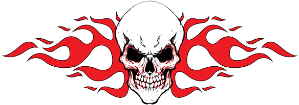 Tribal transparent skull. Download tattoos png picture
