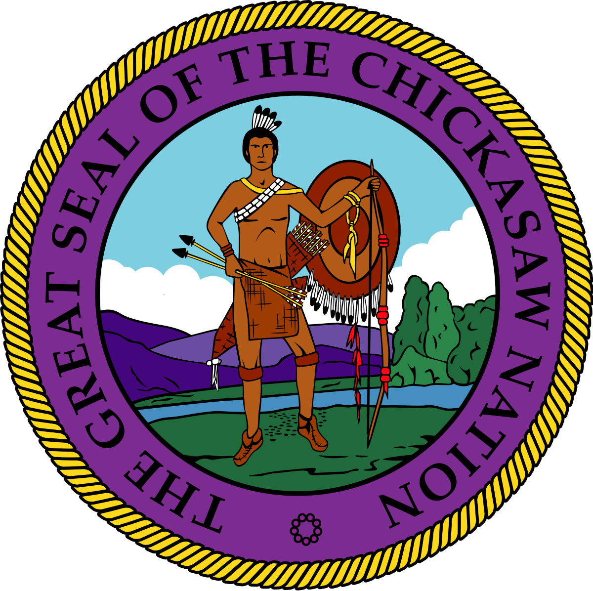 Tribal transparent tribe. Chickasaw nation wikipedia