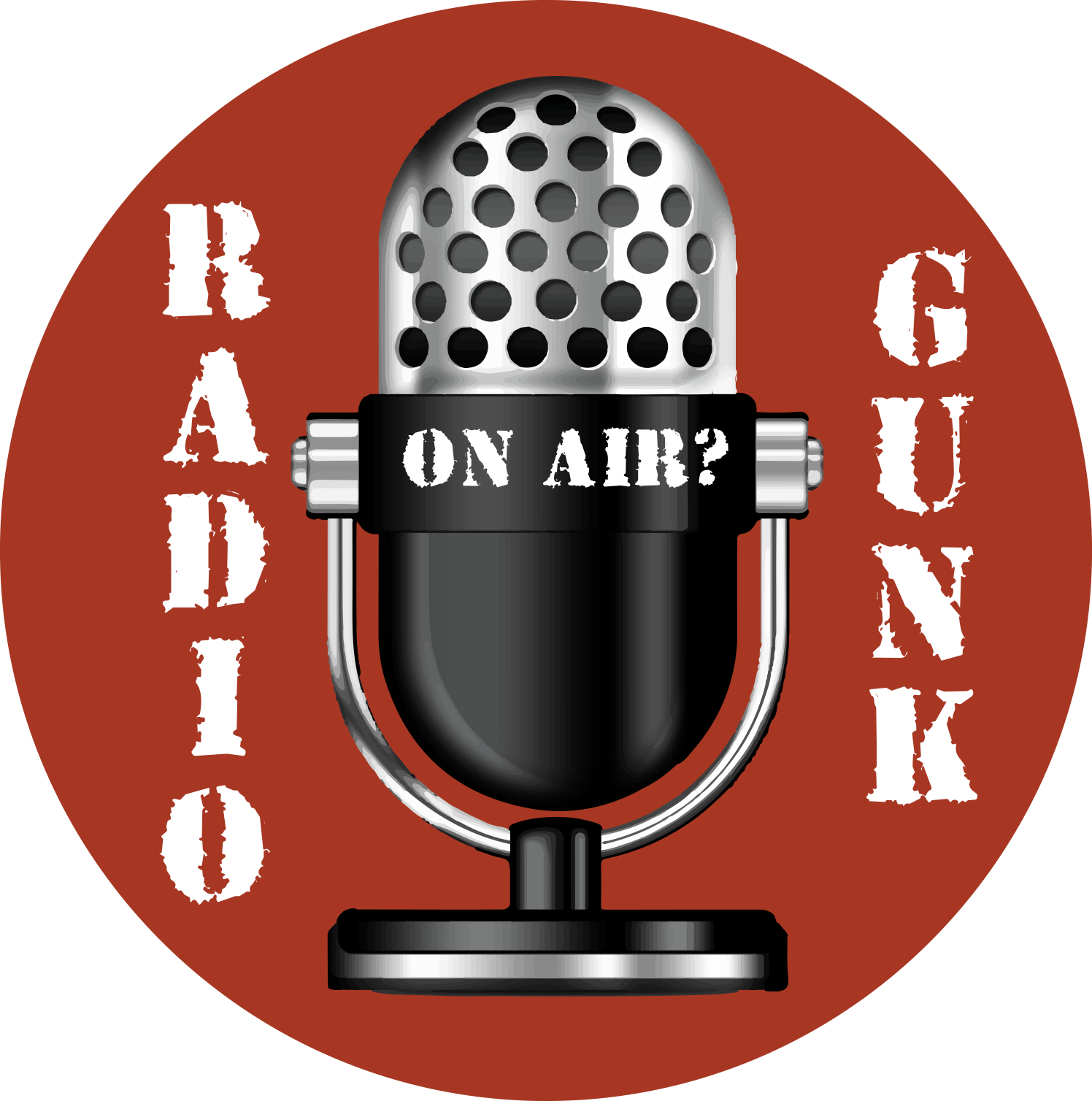 Radio gunk by on. Tribbing clip png free