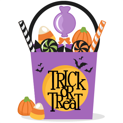 X clipart svg. Trick or treat clip