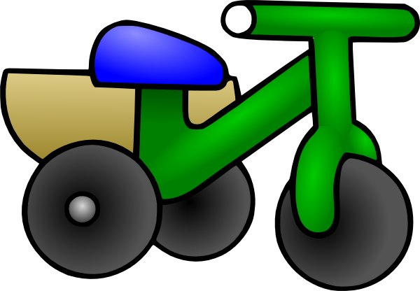 Free cliparts download clip. Tricycle clipart freeuse library