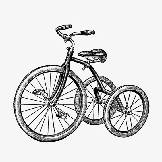 Tricycle clipart bicycle. Png vectors psd and