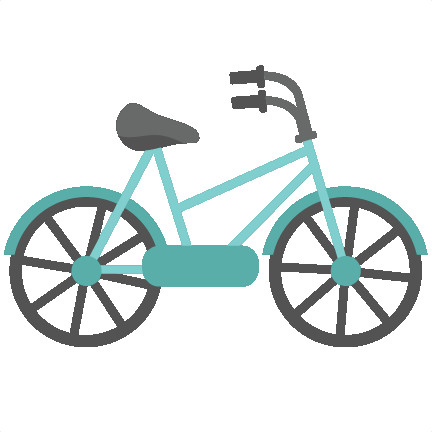 Tricycle clipart bicycle. Lovely svg cutting file