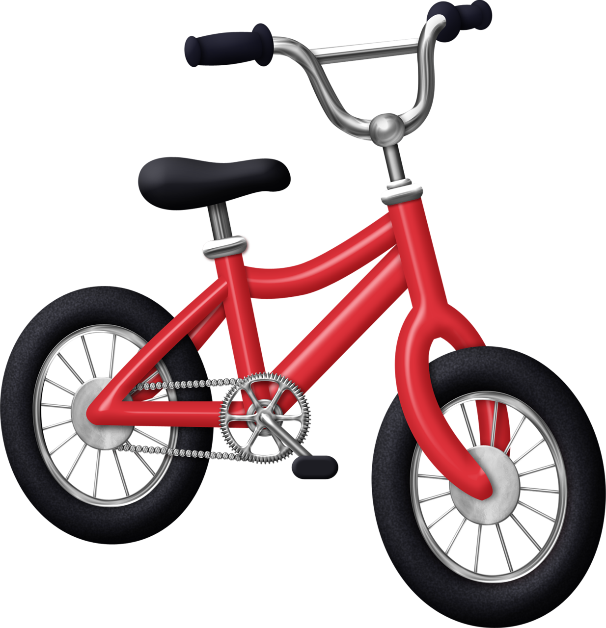 Tricycle clipart bicycle. D a orig