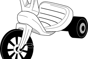 Tricycle clipart tricycle philippine. Black and white station