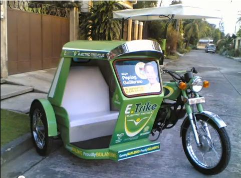 Tricycle clipart tricycle philippine. Teknolohiyapinoy electric in the