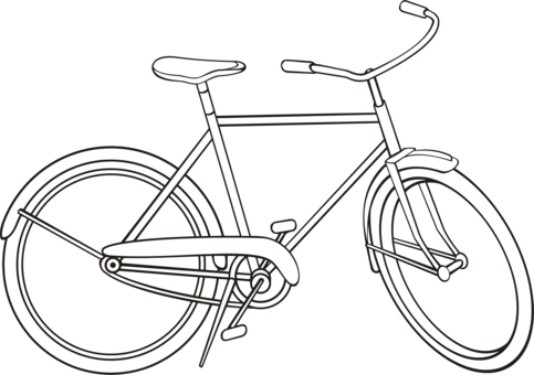 Recumbent bicycle motorcycle cycling. Cycle clipart rode clipart freeuse stock