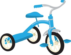 Tricycle clipart tricycle race. Free image auto clip