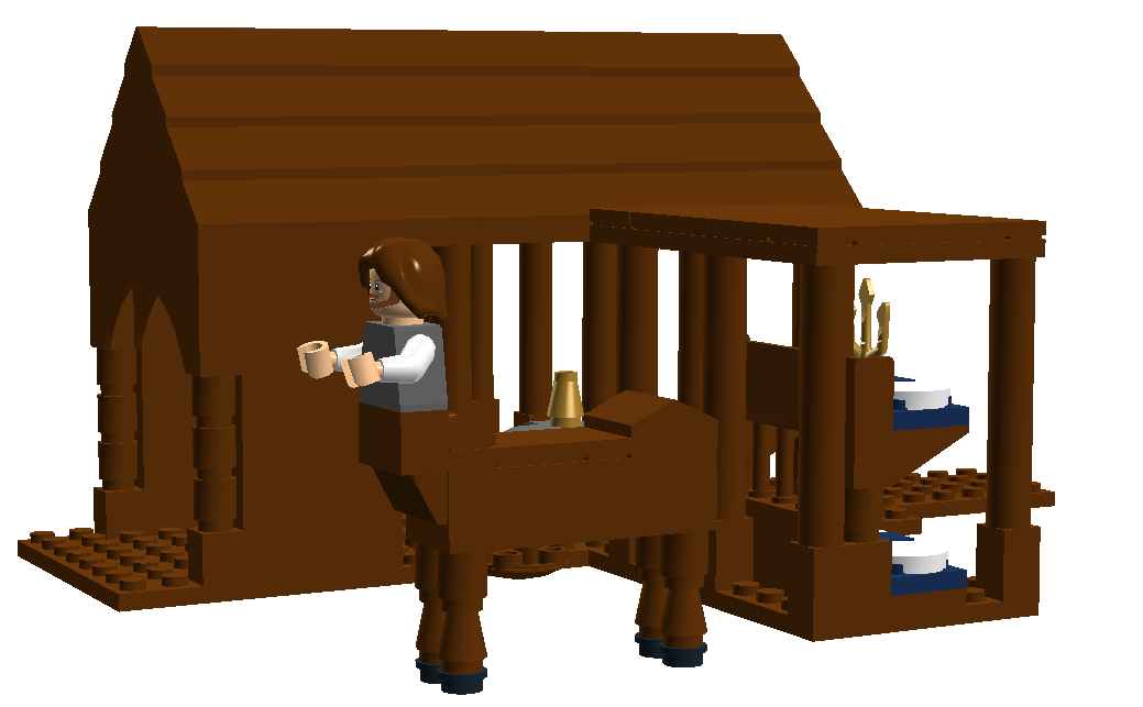 Trident clipart camp half blood. Lego ideas product percy