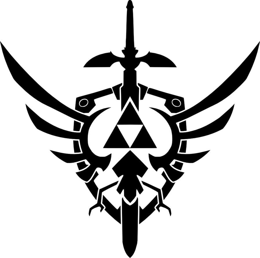 Triforce drawing pixel. Image tattoo meaning png