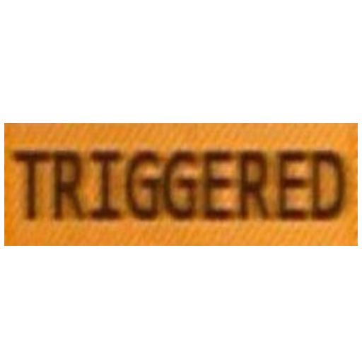 Triggered text png. Icon phantoml rd