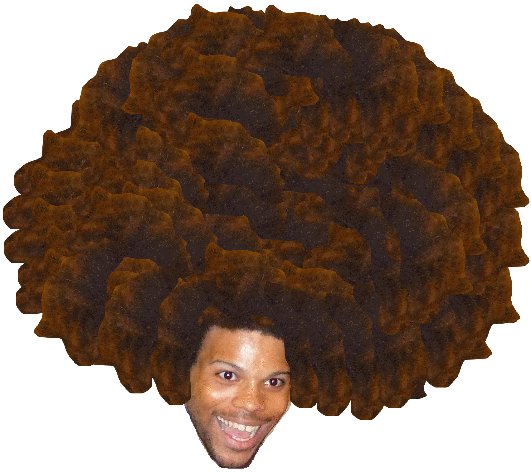 Know your meme hair. Trihard png banner freeuse library