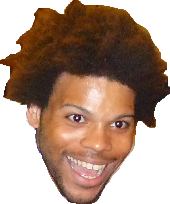 Residentsleeper emote png. Non copyright trihard ice