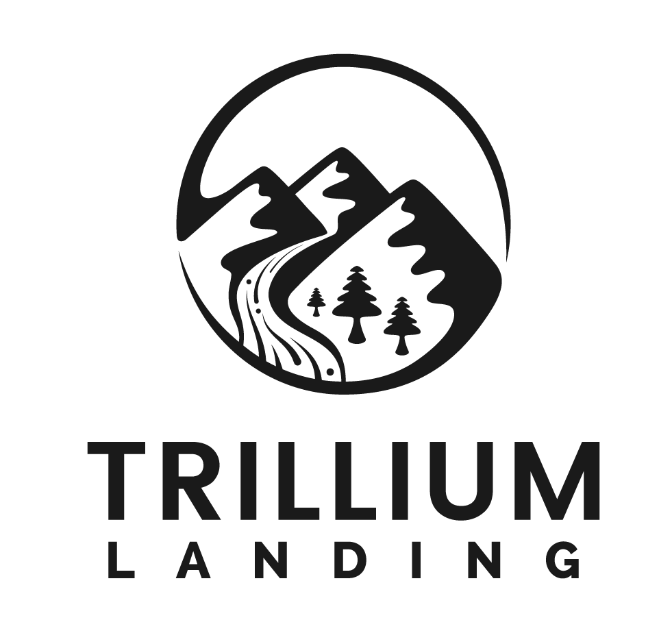 Trillium drawing live. Landing learn more