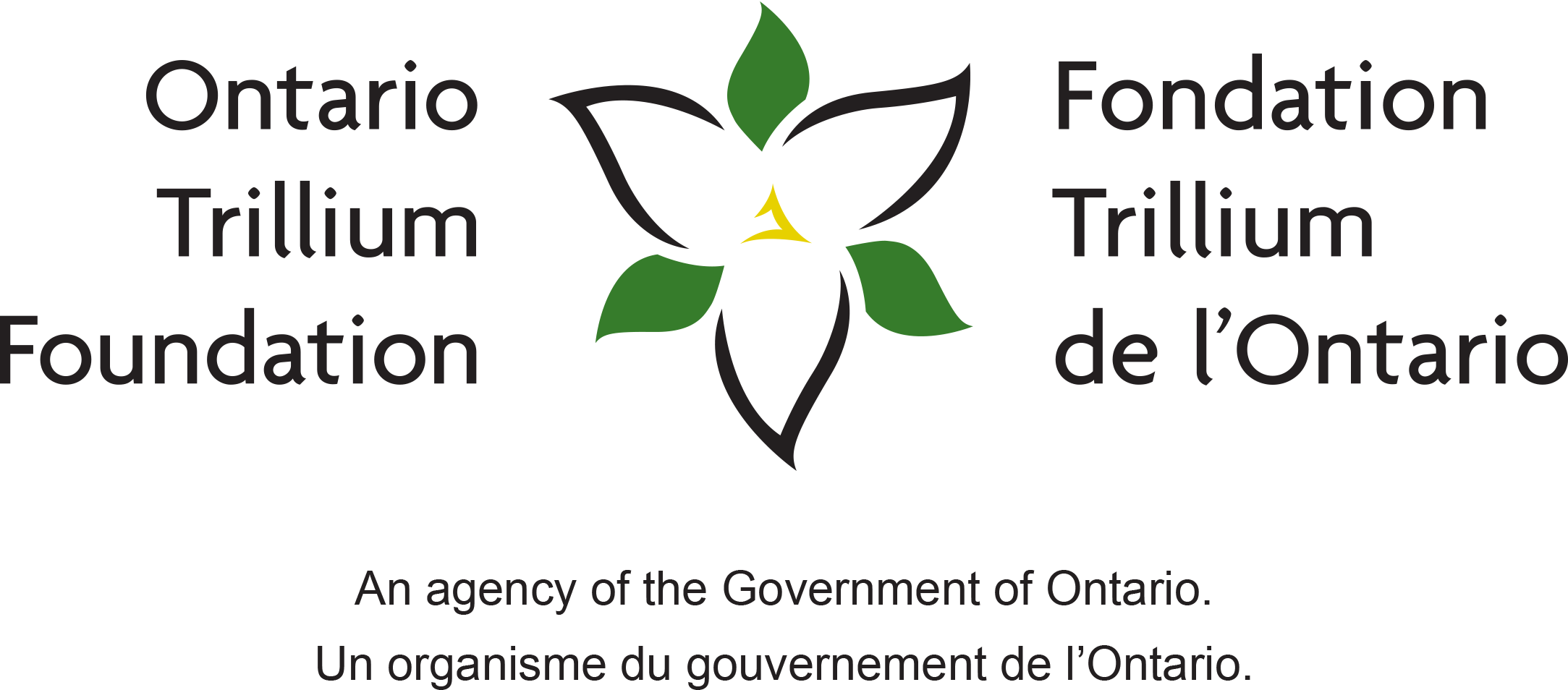 Trillium drawing flower ontario. Introducing new it outreach