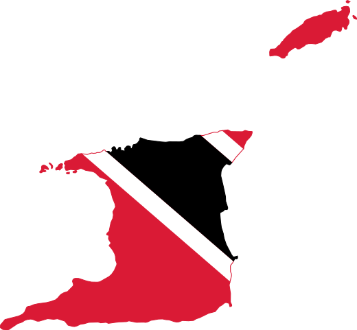 Trinidad flag png. File map of and