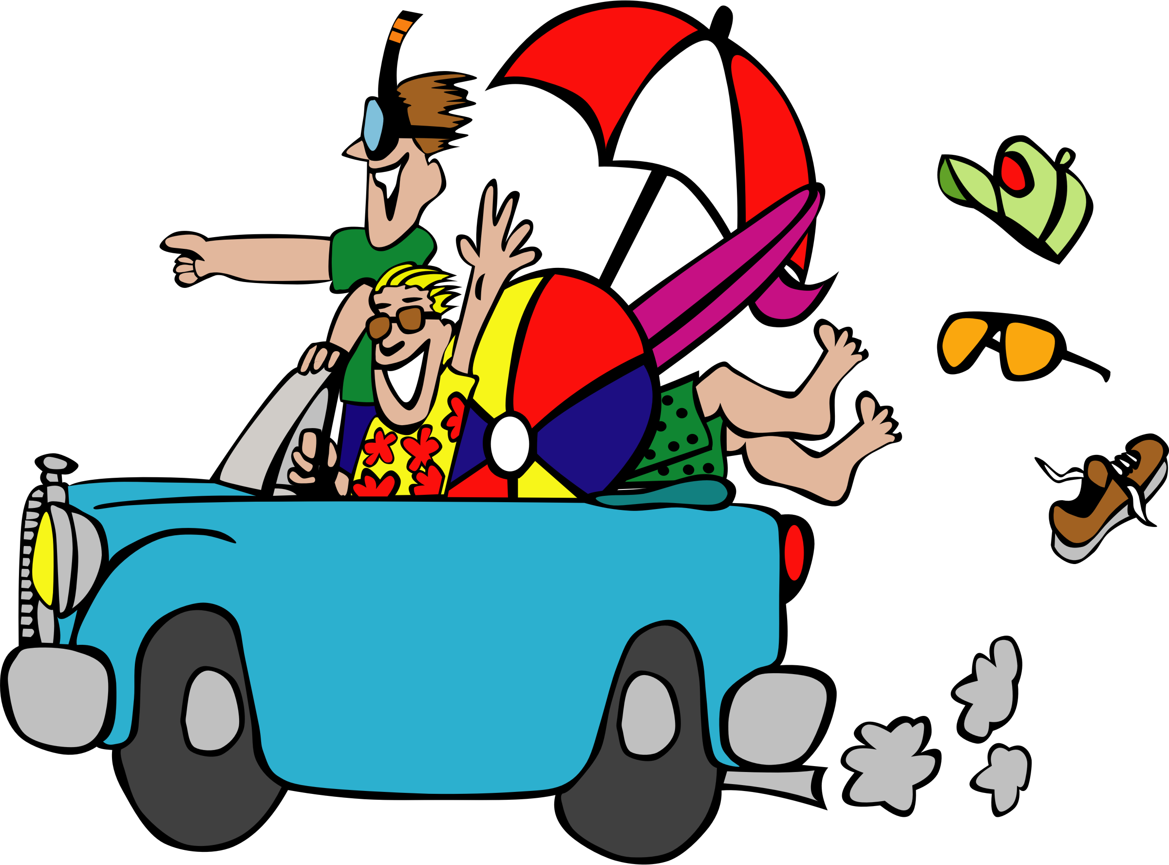 Trip clipart beach holiday. Big image png