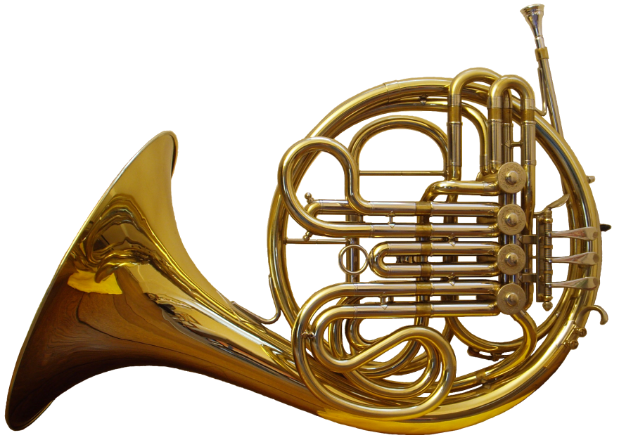 Triple horn png. French wikipedia