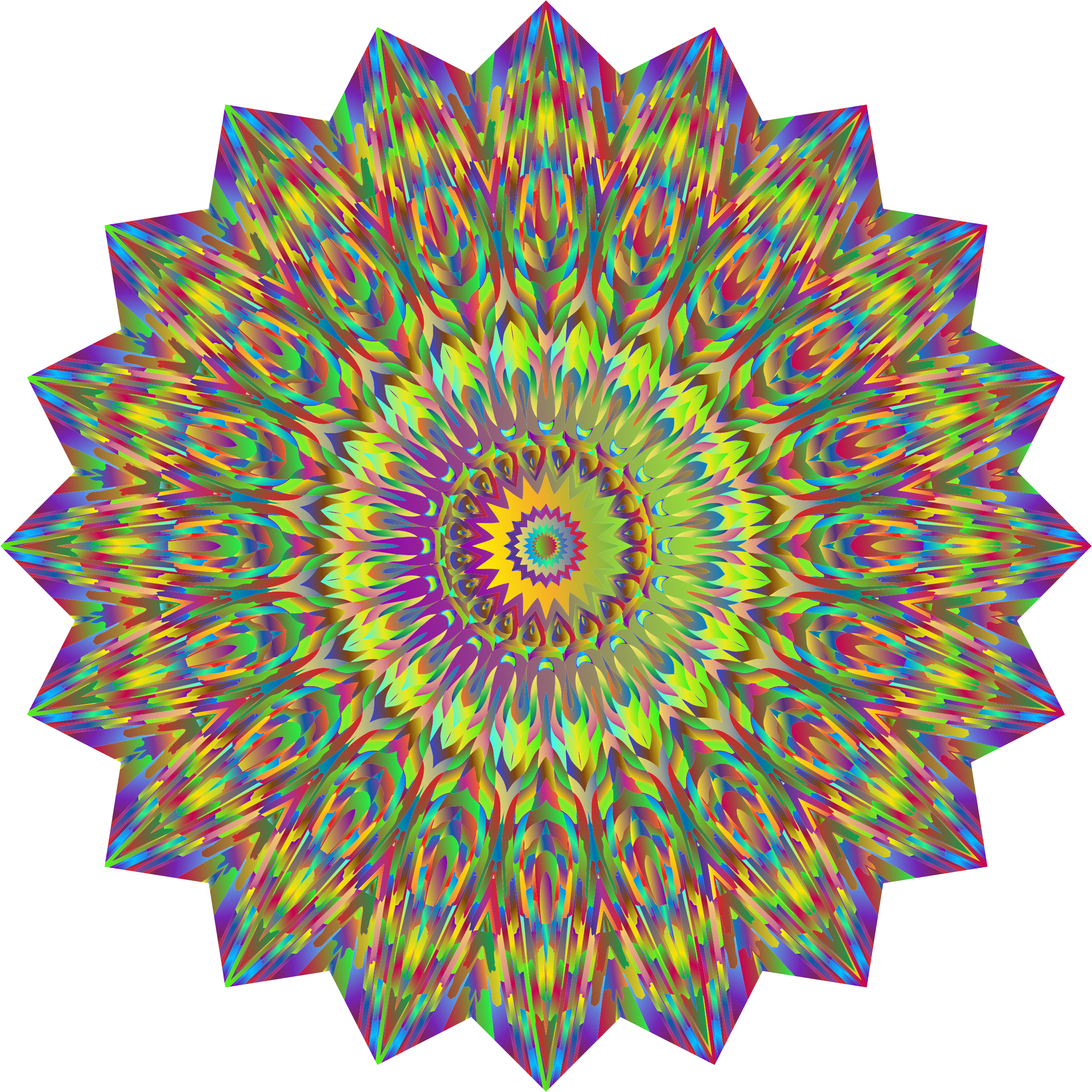 Trippy transparent svg. Psychedelic sun icons png