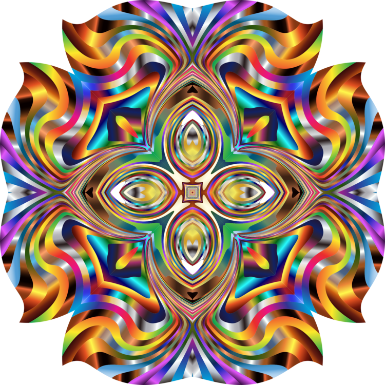 Trippy vector psychadelic. Symmetry kaleidoscope light computer clipart royalty free library