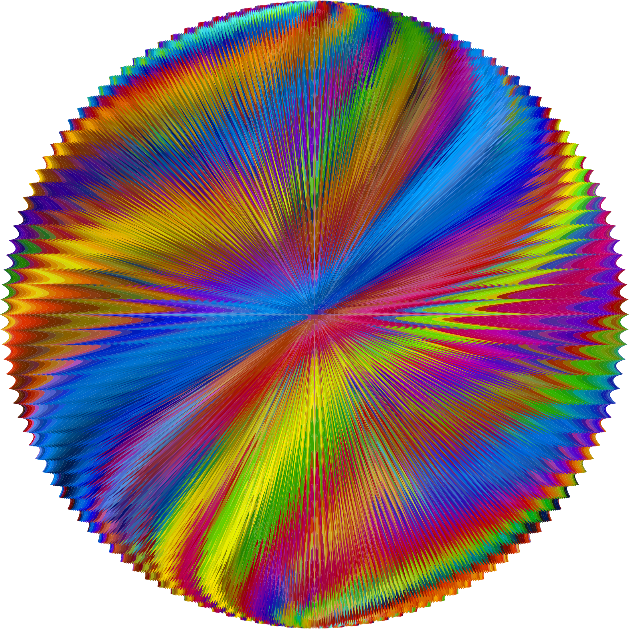 Trippy vector psychadelic. Clipart prismatic psychedelic orb