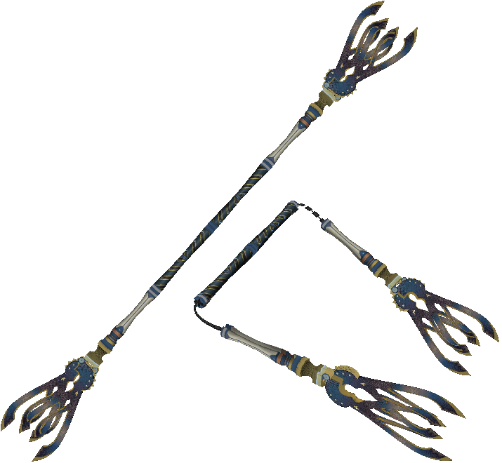 Triton spear png. Weapon type final fantasy