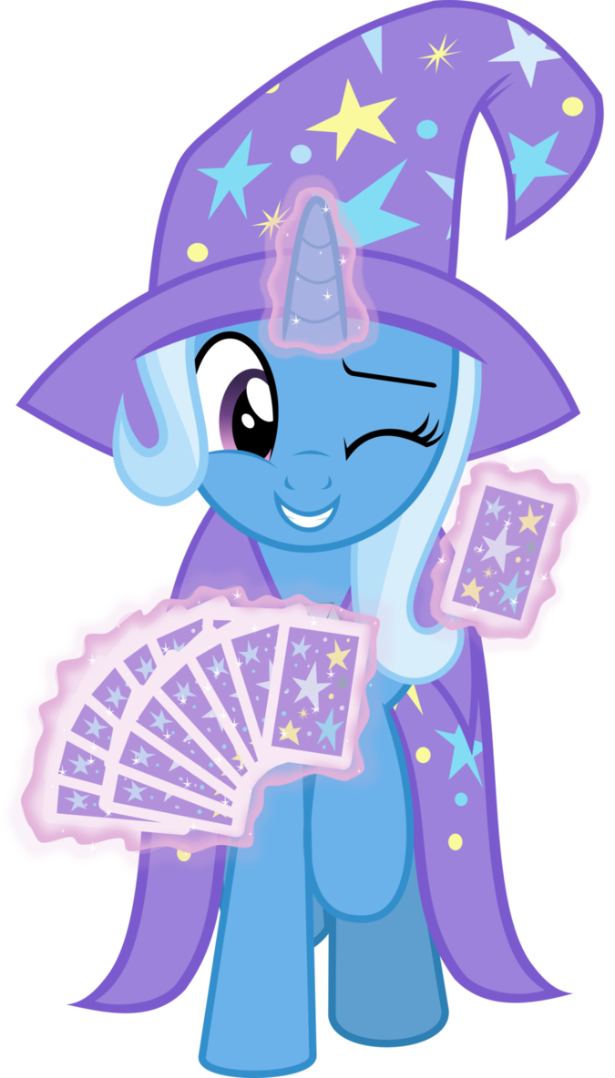 Mlp lulamoon by jhayarr. Trixie vector clip art download