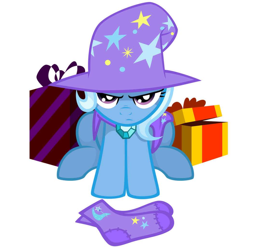Trixie vector christmas. Absurd res artist
