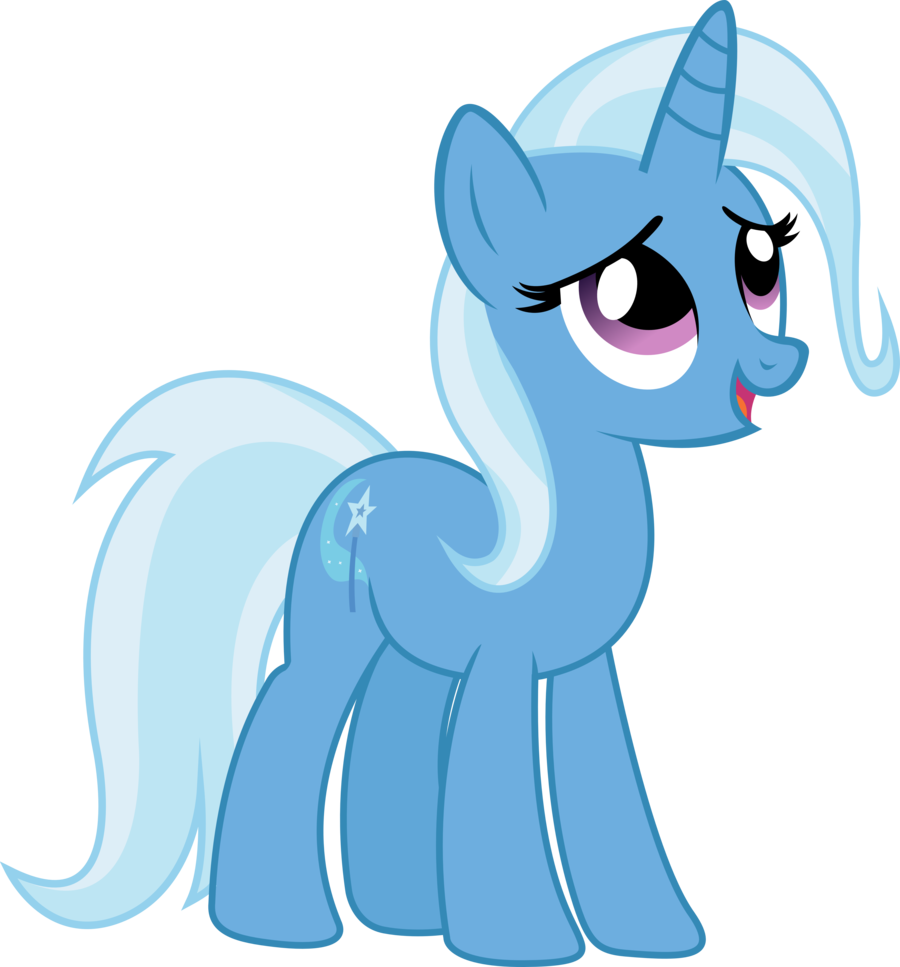 Trixie vector christmas. The great and powerful